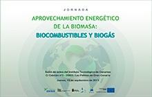 Jornada: Aprovechamiento de Biomasa